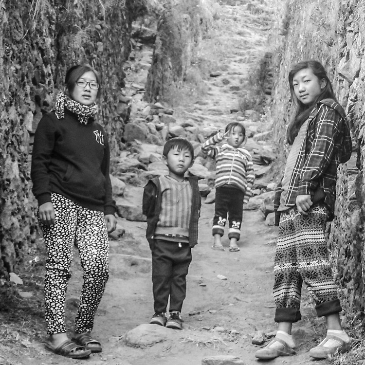 Taken by Tenzin Choki a female photographer on our program in Bhutan.