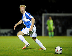 Ryan Broom of Bristol Rovers - Mandatory byline: Neil Brookman/JMP - 07966386802 - 11/08/2015 - FOOTBALL - Memorial Stadium -Bristol,England - Bristol Rovers v Birmingham City - Capital One Cup