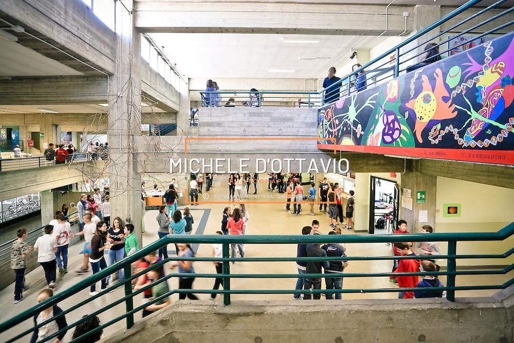 Scuola media statale Quarini di Chieri (TO)