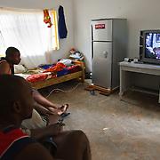 January 2008, Lubumbashi, DRC.