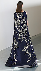 FEB 18 2013 Antonio Berardi show at London Fashion Week  A/W 13