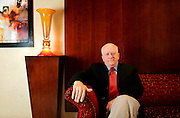 UK ENGLAND LONDON 10APR07 - Ed Fuller, President &amp; Managing Director of Mariott Lodging International at the London Park Lane Mariott Hotel.<br /> Photography by Jiri Rezac<br /> Tel 0044 07947 884 517<br /> www.linkphotographers.com