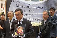 South Korean Protest  Japan Sex Slaves
