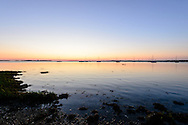 Sunrise, Sag Harbor Bay, NY