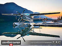 First Place in Plane Spotting in Skies 2015 Photo Contest