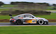 Car #69 - James Koundouris - Porsche GT3 997 Cup S.Motorsport - Australian GT Championship.Round 4 - 10th July 2010.Phillip Island Racetrack, Phillip Island, Victoria.(C) Joel Strickland Photographics.Use information: This image is intended for Editorial use only (e.g. news or commentary, print or electronic). Any commercial or promotional use requires additional clearance.