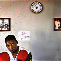G-Town Boxer Brian Reed, Greenville, Miss.