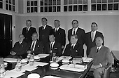 1962 - 1st Meeting of the Committee on Bankruptcy