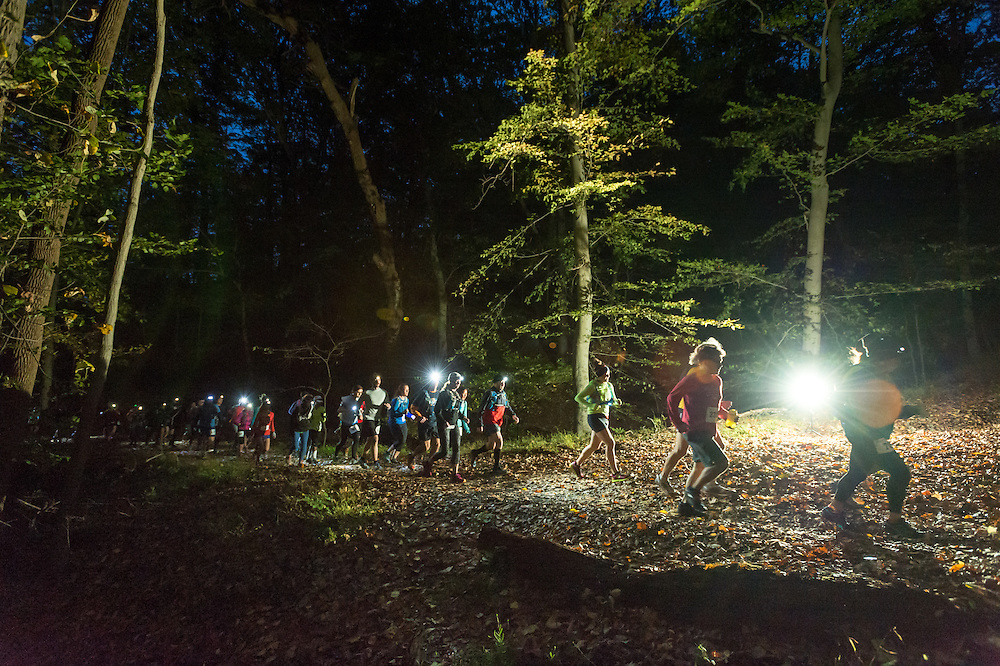 Patapsco Valley 50K 2016 held in Patpasco Valley State Park, Ellicott City, Maryland.