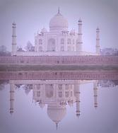 The Taj Mahal, UNESCO World Heritage Site, Agra,Uttar Pradesh, India,Asia (m)