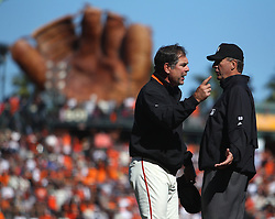Bruce Bochy, 2010 World Series Champion Giants