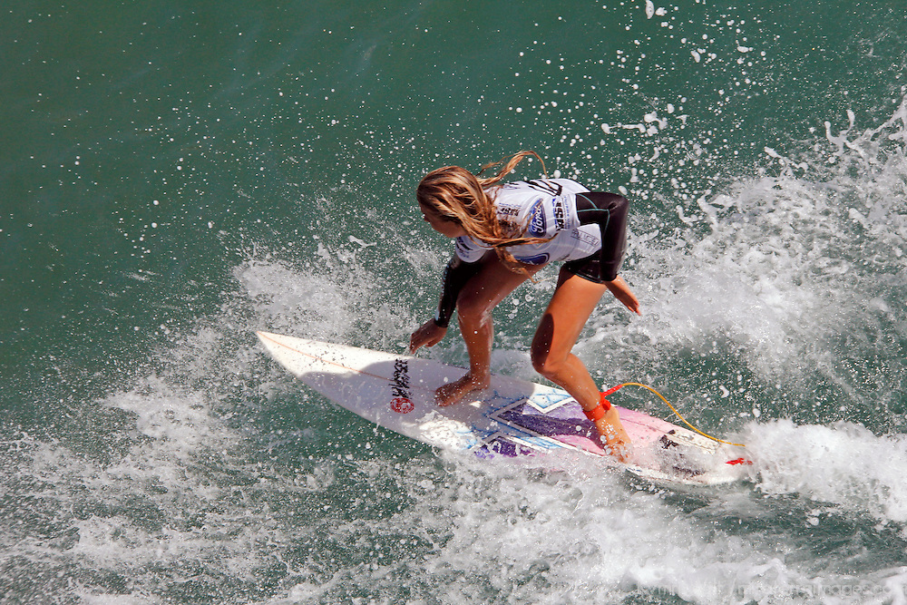 Paige Hareb, SuperGirlPro Finalist, Oceanside, California.