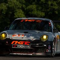 #31 NGT Motorsport Porsche 911 GT3 Cup: Angel Andres Benitez, Angel Rafael Benitez