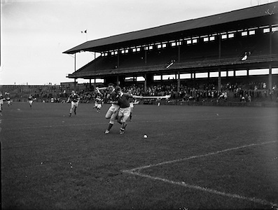 All-Ireland Junior Hurling Championship Home Final, Meath v Kerry..10.09.1961