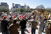 Brass Christmas Concert at Texas Capitol, Austin.
