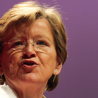 HILARY ARMSTRONG, Labour Party conference, in Glasgow, Scotland, 16th February 2003.