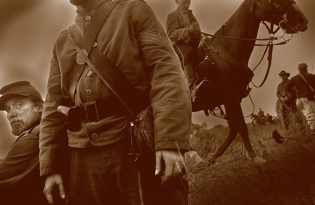 Battle of Antietam in Sharpsburg, Maryland, 2002. — © /