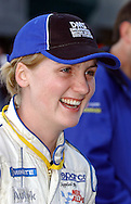 Emma Gilmour.Subaru Impreza WRX.Motorsport-Rally.2003 NGK Rally of Melbourne.Yarra Valley, Victoria .5th of October 2003 .(C) Joel Strickland Photographics