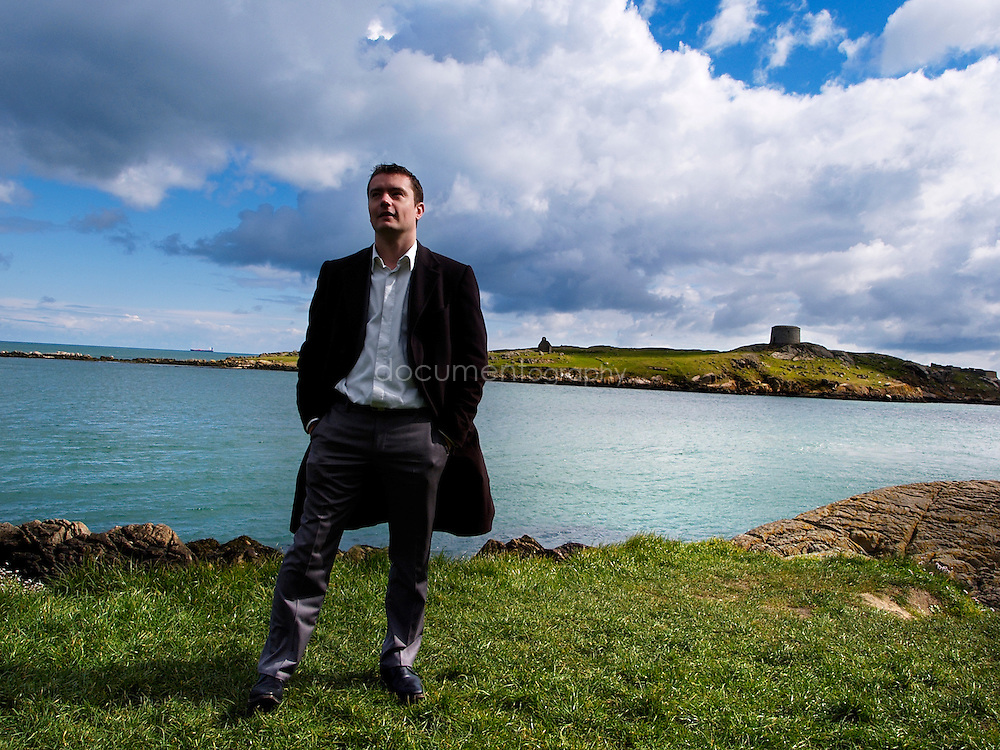 Laurent Girard-Claudon, Managing Director of Approach People Recruitment near Blackrock, Ireland.