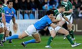 Italy v Ireland - RBS Six Nations 2009