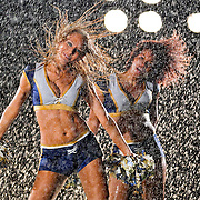 Tampa Bay Storm promotional video still photographs.