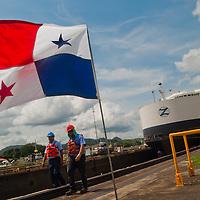 Norway's Business Daily / Panama Canal Expasion - Gatun Locks - Miraflores Locks