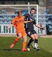 04-05-2015 Dundee v Kilmarnock - SPFL Development League