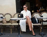 Marina Albright at Lanvin SS2017