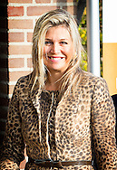 7-10-2014  NIJMEGEN  - Queen Maxima visit Tuesday morning, October 7 sheltered employment organization Breed in Nijmegen. During a special day employees of the production departments of Breed information about the work they perform, often under the supervision of a job coach. Mainstream organizations get . COPYRIGHT ROBIN UTRECHT