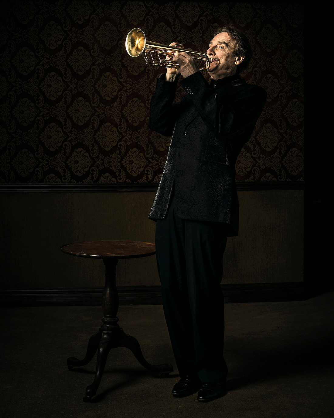 Allen Vizzuti International Trumpet Soloist. — © Jeremy Lock/