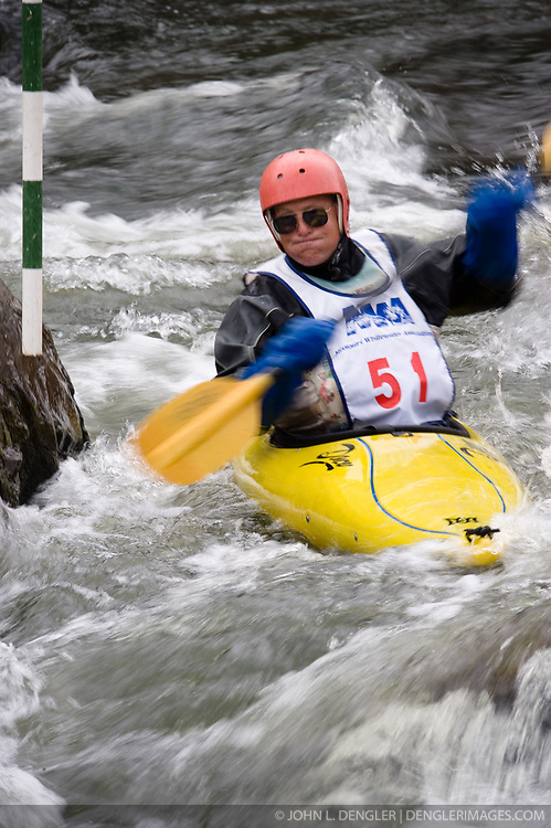 Chuck Mchenry Missouri Whitewater Championships Dengler Images Photo Archive