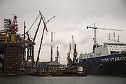 Retrofitting/repair yard.<br /> <br /> Gdansk and Remontowa Shipyards