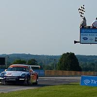 IMSA GT3 - Road America 2011-All