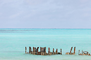 Rusting in the sea, Midway Atoll