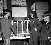 1974 Young Scientist Exhibition