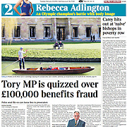 PIC BY GEOFF ROBINSON PHOTOGRAPHY 07976 880732.<br /> <br /> THE TIMES 25 FEB 2014
