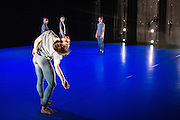 The Place Robin Howard Dance Theatre is holding a special night of dance celebrating Bob Lockyer, one of the major players in the development and establishment of dance in the UK, on the occasion of his 70th birthday. Five of the countrys outstanding dance artists  Richard Alston, Mark Baldwin, Siobhan Davies, Wayne McGregor and Monica Mason  have been invited by Bob to curate an evening of original choreography, either creating a new piece, or commissioning young talents. Picture shows In Memory by Robert Cohan. Performed by The Richard Alston Dance Company. Performers Nathan Goodman, James Pett, Liam Riddick, Pierre Tappon and Nancy Nerantzi.
