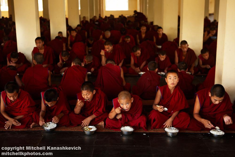 Bylakuppe Tibetan Refugee Settlement, Coorg, Karnataka, India
