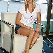 Portraits of Penny Lancaster, Intercontinental Hotel, Sydney, Australia. 18.02.04