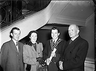 Degree Day at University College Dublin.15/01/1955