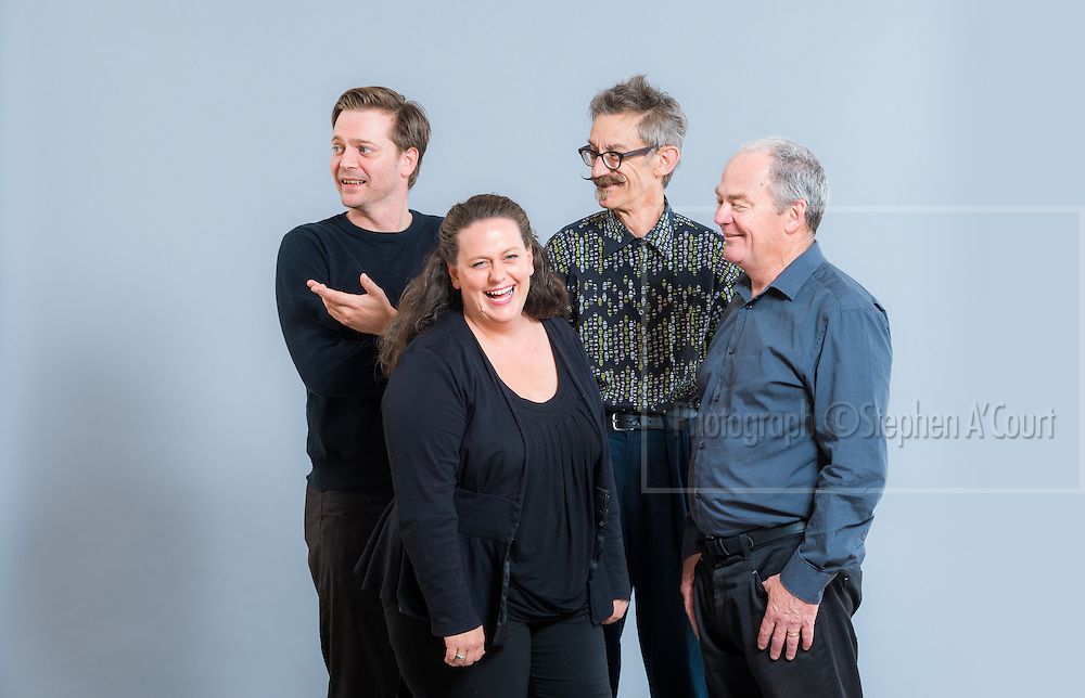 The Improvisors, for the New Zealand Comedy Trust. Photo credit: Stephen A'Court.  COPYRIGHT ©Stephen A'Court