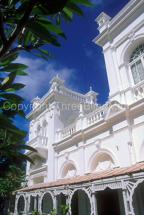 Colonial home in Colombo.