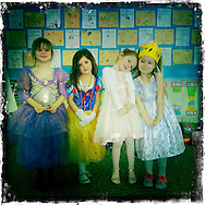 princess day at Lake Fenton Preschool