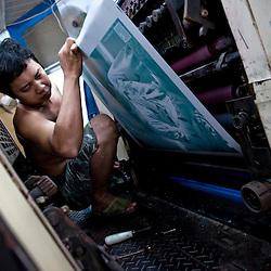 Vietnam | Industry | Printing shop