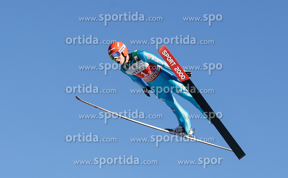 28.12.2015, Schattenbergschanze, Oberstdorf, GER, FIS Weltcup Ski Sprung, Vierschanzentournee, Training, im Bild Paul Winter (GER) // Paul Winter of Germany// during his Practice Jump for the Four Hills Tournament of FIS Ski Jumping World Cup at the Schattenbergschanze, Oberstdorf, Germany on 2015/12/28. EXPA Pictures © 2015, PhotoCredit: EXPA/ Peter Rinderer