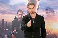 APR 03 1014 Photocall of Divergent in Madrid