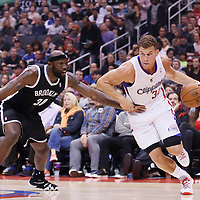 11-16 NETS AT CLIPPERS