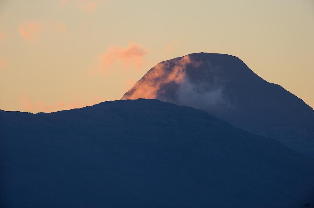 Dawn, Torridon, Scotland