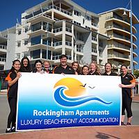 Rockingham Apartments - Staff 2016