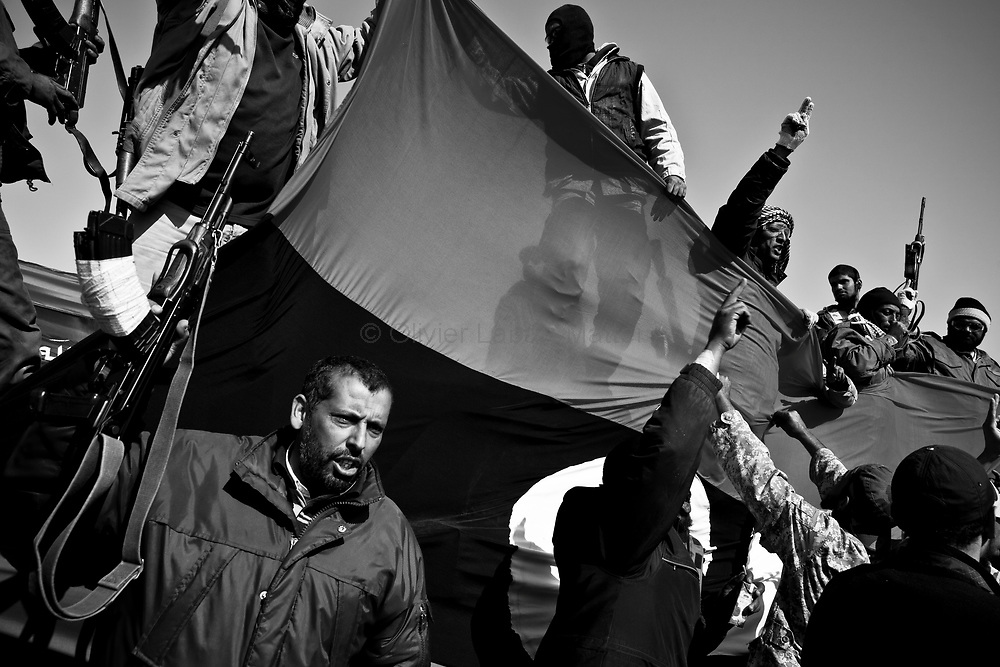 Revolution Lybienne